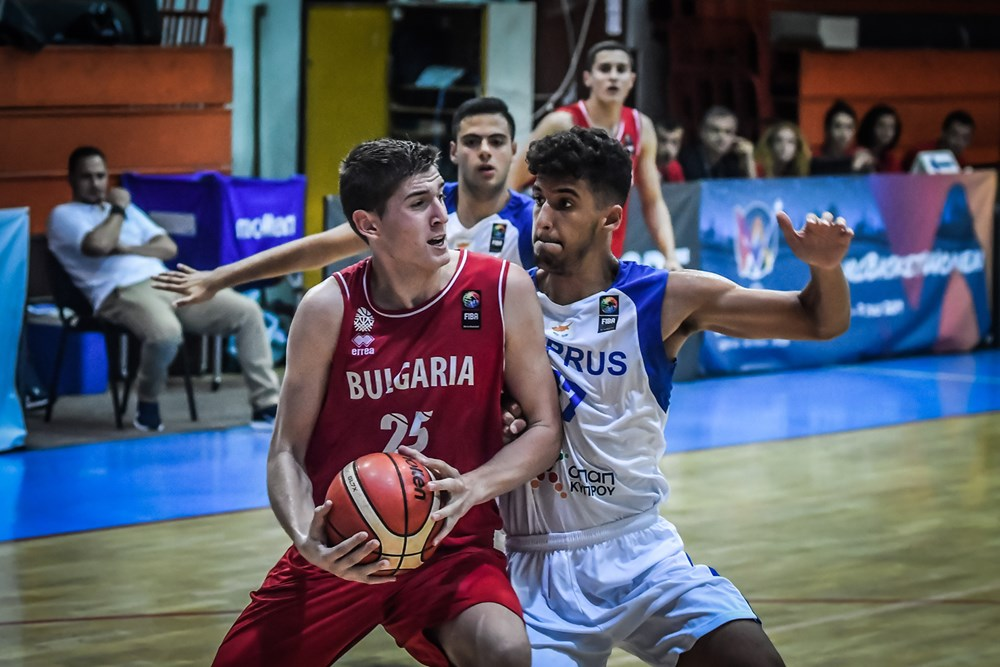 Image of Best PF prospects at FIBA U16 Div B 2018