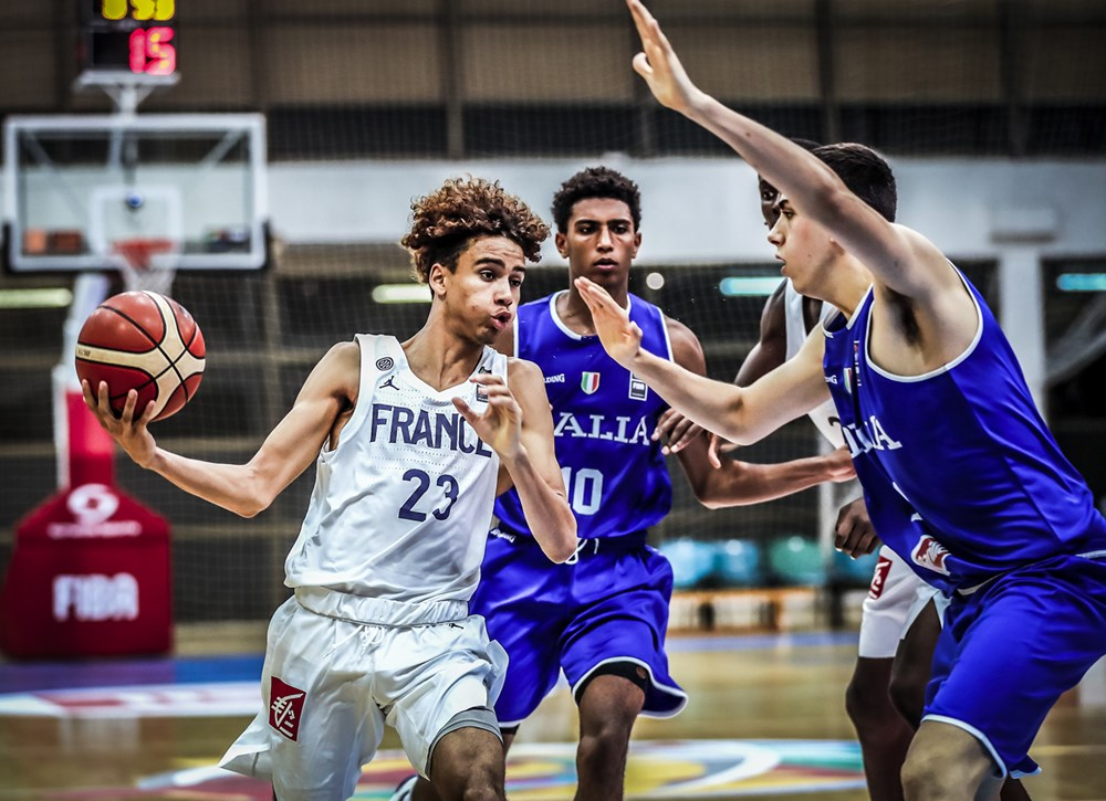 Image of Best PG prospects at FIBA U16 2018