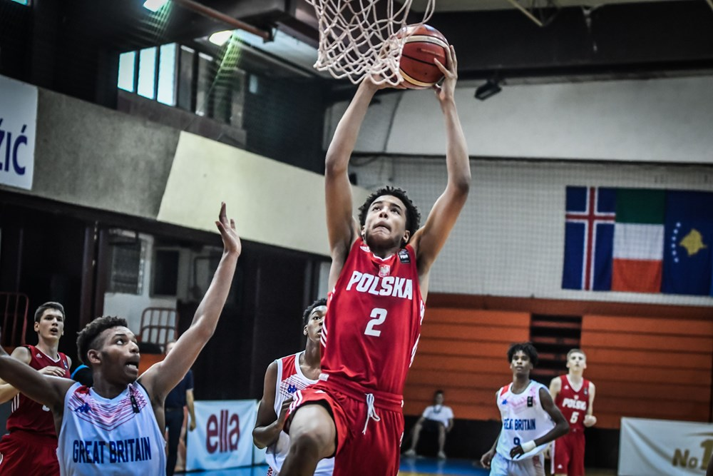 Image of Best SF prospects at FIBA U16 Div B 2018